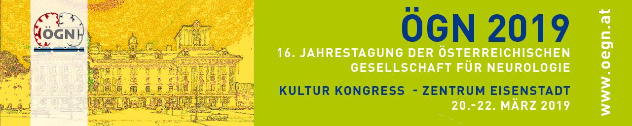 16. Jahrestagung der Österreichischen Gesellschaft für Neurologie