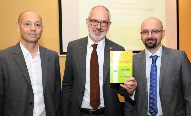 Vorab-Pressekonferenz anlässlich der 16. Jahrestagung der Österreichischen Gesellschaft für Neurologie